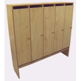 Шкаф для одежды (4 места) ЛДСП