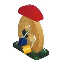 Игрушка-головоломка ГРИБ