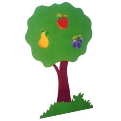 Дерево дидактическое (9 декоров)