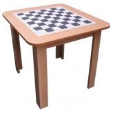 Стол шахматный, ЛДСП