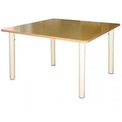Стол квадратный на рег. ножках (столешница-ЛДСП)