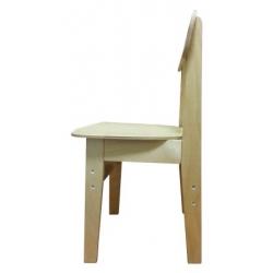 Стул детский (h=18-30 см) краска спинка-сиденье
