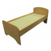 Кровать 1-ярусная (без матраса), ЛДСП