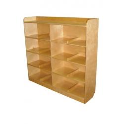 Шкаф для горшков (16 мест)