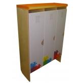 Шкаф для одежды ПАЗЛЫ