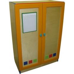 Шкаф игровой ЮЛЯ (2-х створчатый)